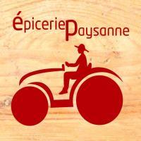 Logo epicerie p